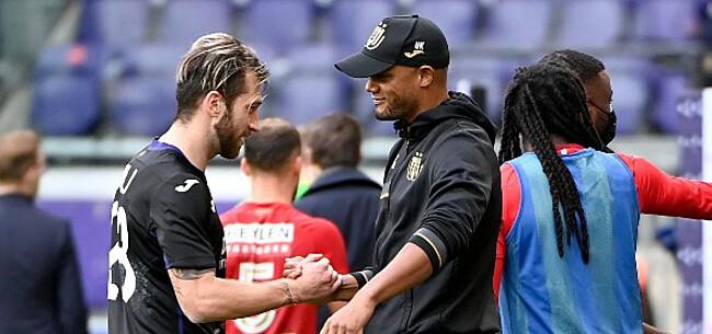 Foto: 'Zulj bezorgt Anderlecht broodnodige opsteker'