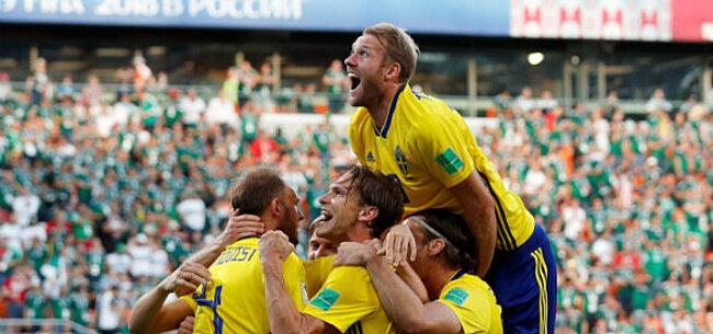 Foto: Zweden ten koste van Roemenië naar het EK, Spanje scoort zeven keer