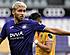 Foto: Anderlecht laat Colassin tijdelijk vertrekken
