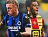 Foto: Mechelen moet afstraffing vrezen tegen Club