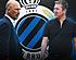 Foto: Spits dwarsboomt grote transferplannen Club Brugge