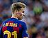 Foto: 'Frenkie de Jong dropt gigantische bom in Camp Nou'
