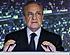 Foto: 'Pérez legt eerste bod neer bij nieuwe coach Real Madrid'