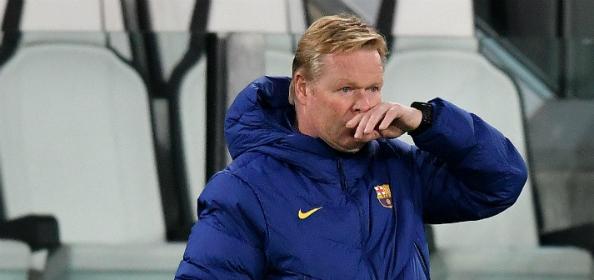 'FC Barcelona stunt met opvolger Koeman' - VoetbalNieuws.be
